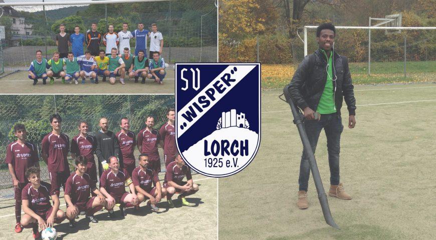 Gelungene Flüchtlingsintegration beim SV Wisper Lorch