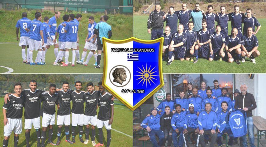 Der FC Megas Alexandros als Paradebeispiel für gelungene Integration